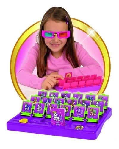 Настольная игра Filly 50-25 Угадай меня 3D