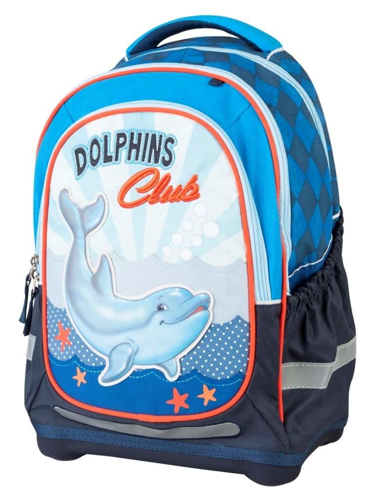 Рюкзак супер легкий Target Collection 17309 Дельфин