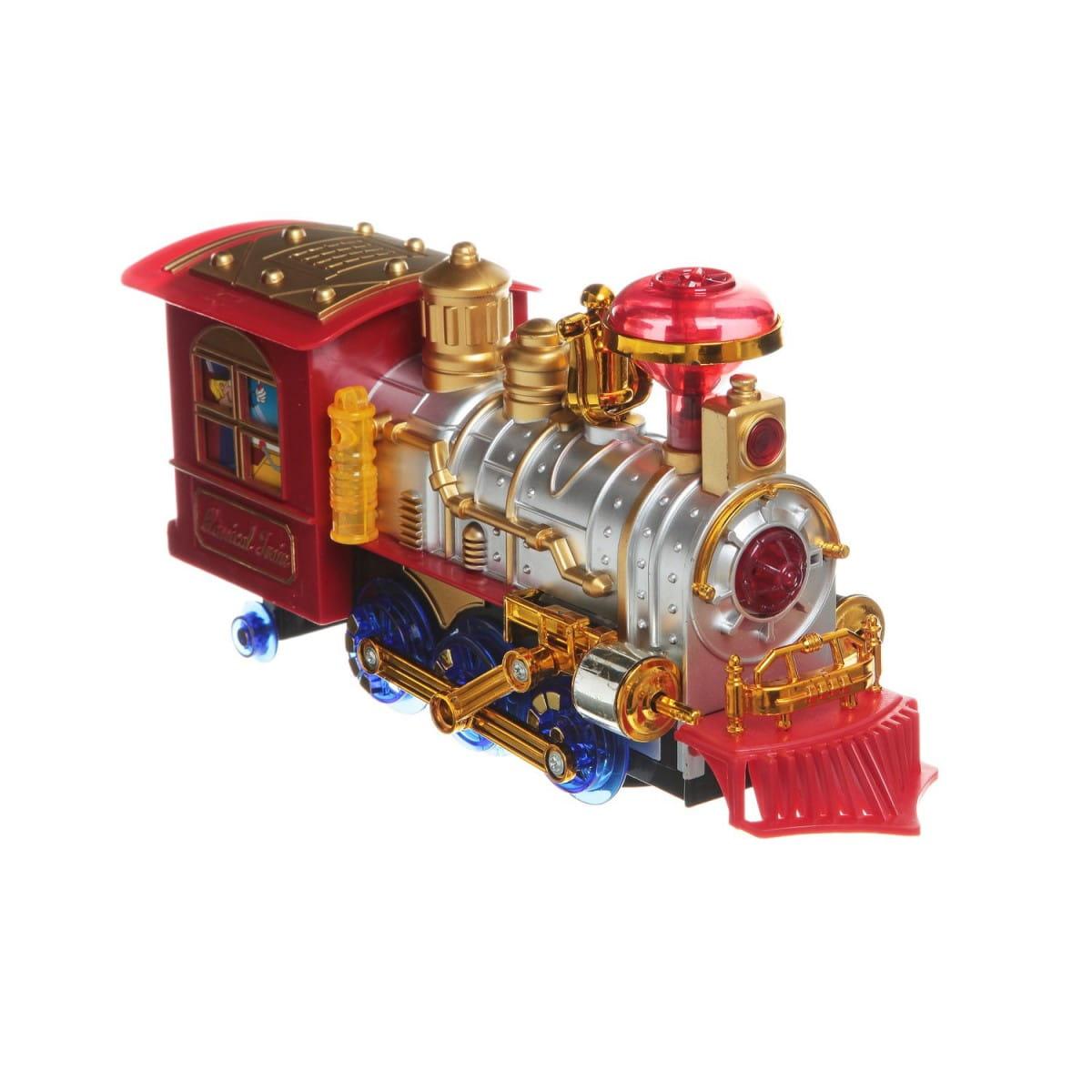 Железная дорога PLAY SMART Сказочный поезд - Железные дороги