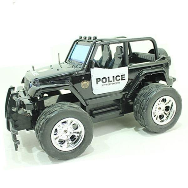 Радиоуправляемый джип Yako М81626 FullFunc Safari - Багги полиция