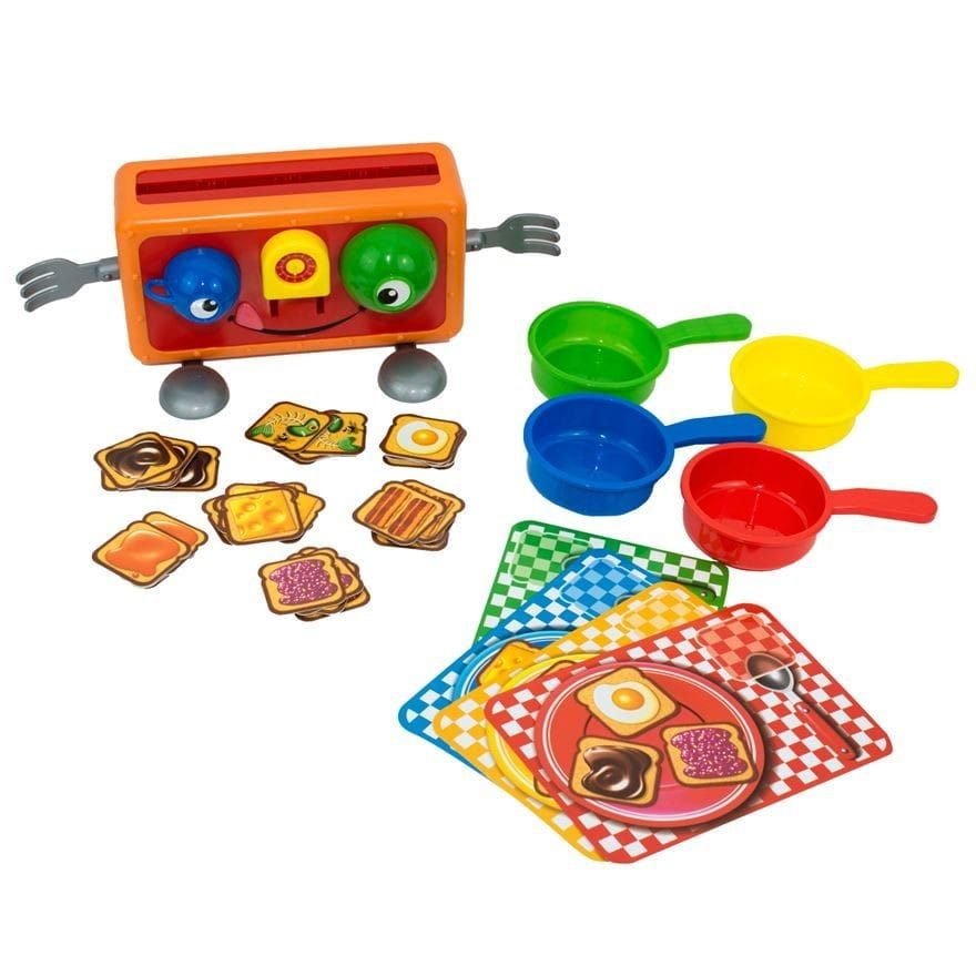 Настольная игра Splash Toys 30106 Веселый тостер