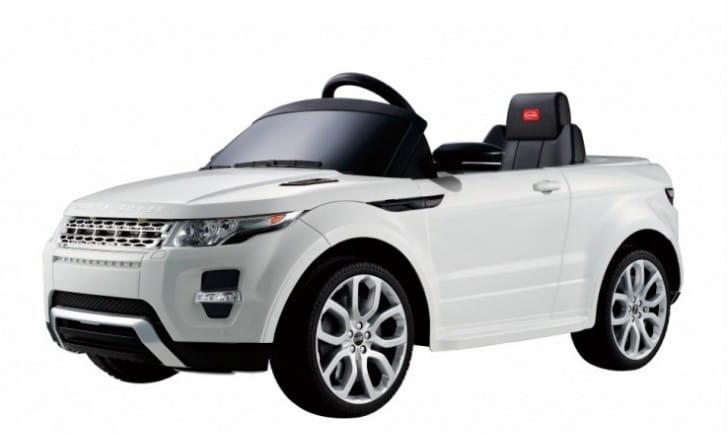 Радиоуправляемый электромобиль Rastar 81400 Land Rover Evoque
