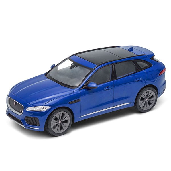 Машинка Welly 24070 Jaguar F-Pace 1:24
