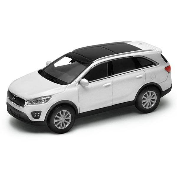 Машинка Welly 43710 Kia Sorento 1:34-39