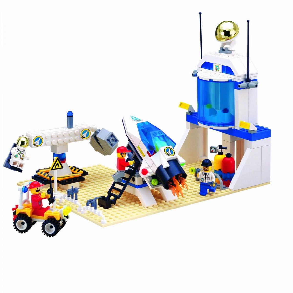 Конструктор Enlighten Brick Г28158 База для астронавтов - 292 детали