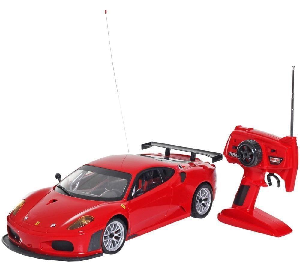 Радиоуправляемая машина MJX Ferrari F430 GT 1:10