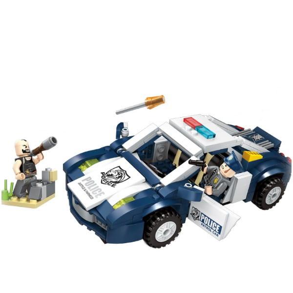 Конструктор Enlighten Brick Г78517 Police Полицейский автомобиль - 303 детали