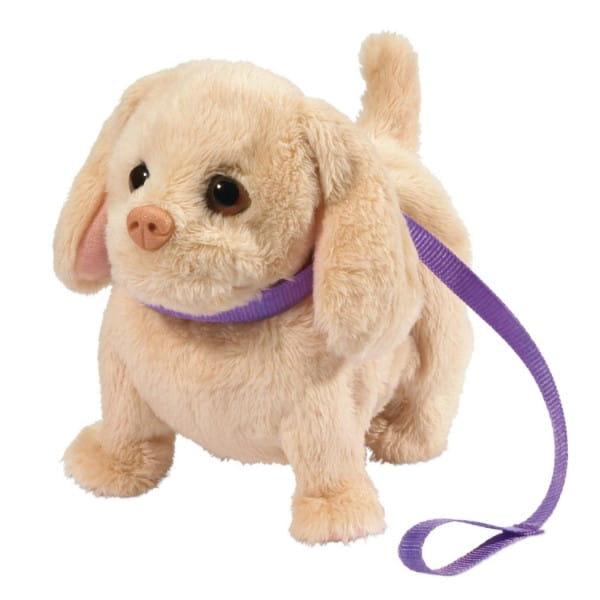 Купить Ходячие ласковые зверята FurReal Friends - Щенок бежевый (Hasbro) в интернет магазине игрушек и детских товаров
