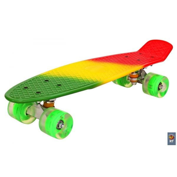 Скейтборд RT 6444 Classic 26 дюймов - мультицвет
