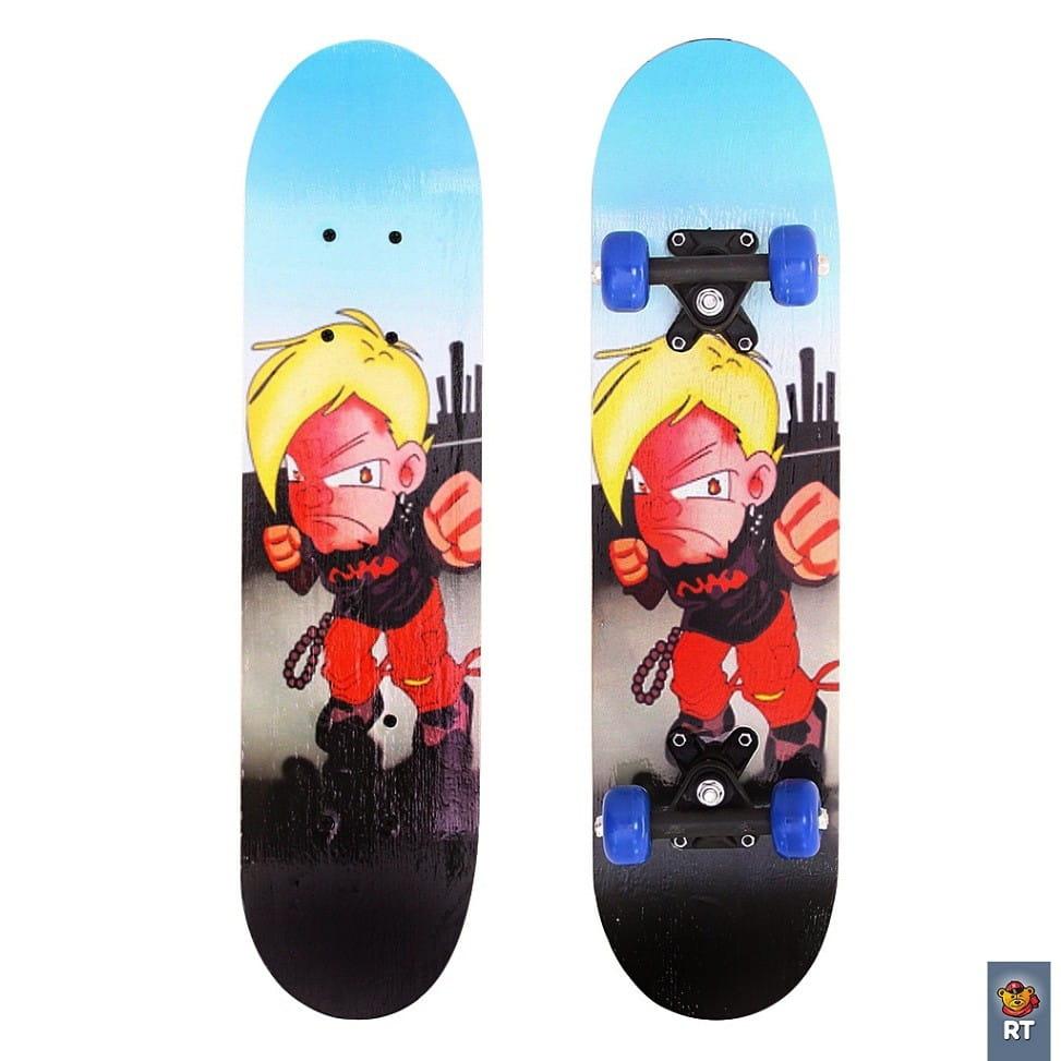 Скейтборд RT 5655 Пришельцы 23 дюйма - Superboy