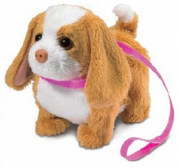 Купить Ходячие ласковые зверята FurReal Friends - Щенок рыжий (Hasbro) в интернет магазине игрушек и детских товаров