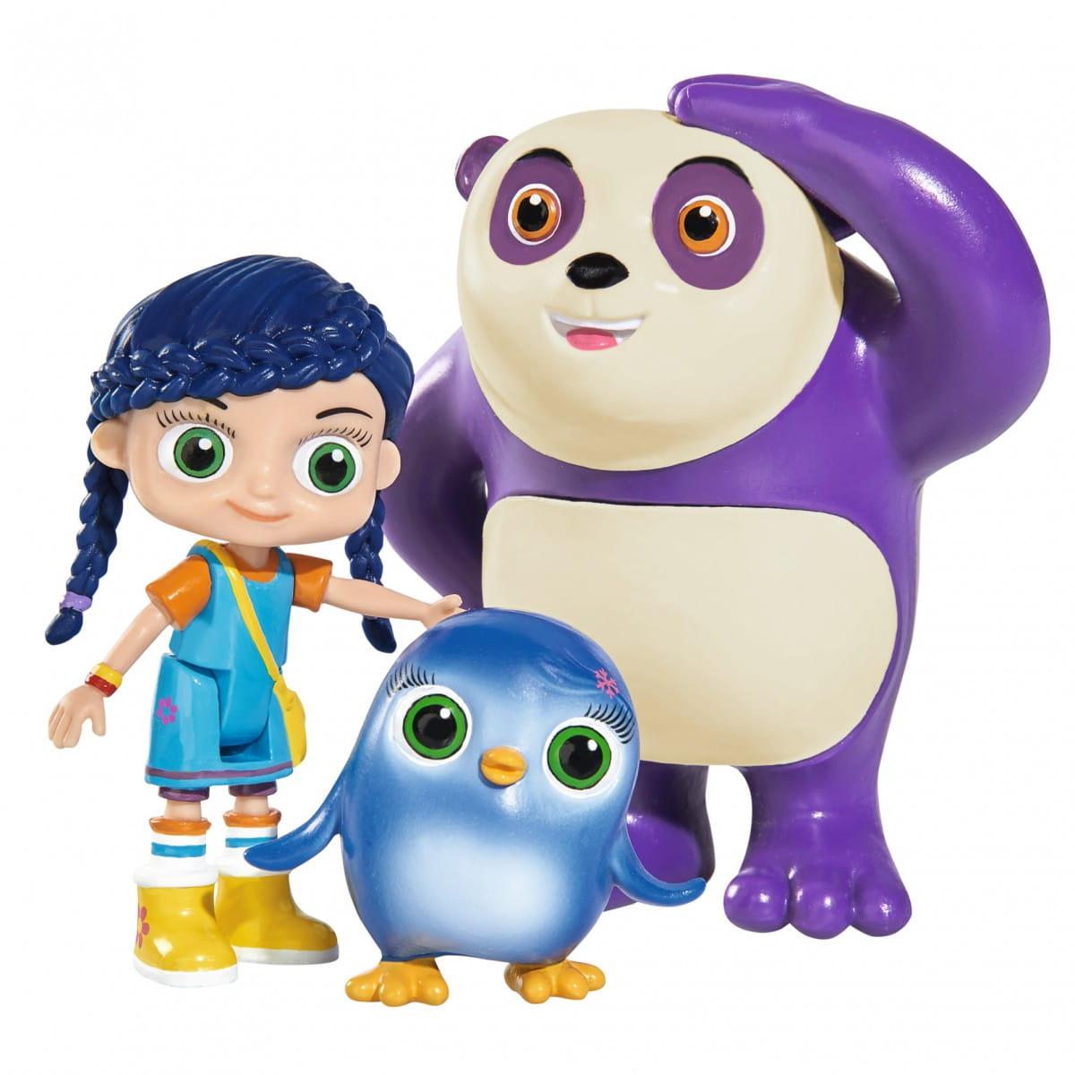 Игровой набор Simba Висспер, Пэгги и Дэн (Wissper)