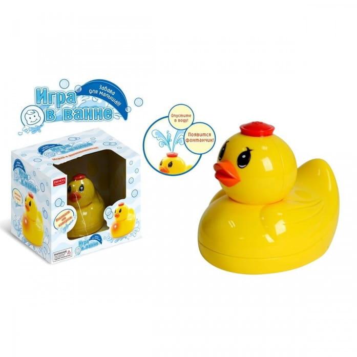 Игрушка для ванной Zhorya Х76169 Уточка