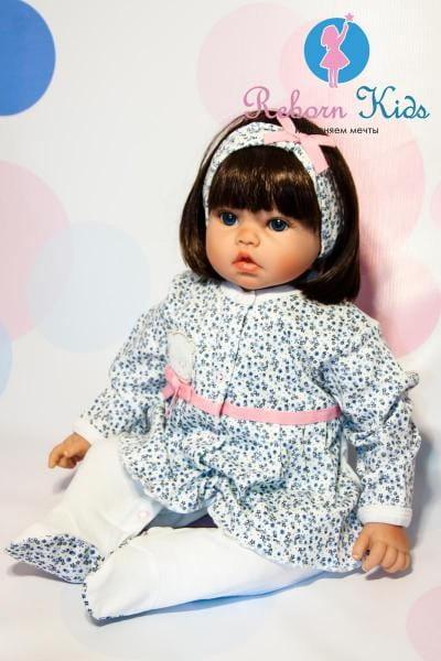 Кукла-пупс REBORN KIDS Карина - 55 см