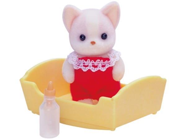 Купить Игровой набор Sylvanian Families Малыш Чихуахуа в интернет магазине игрушек и детских товаров