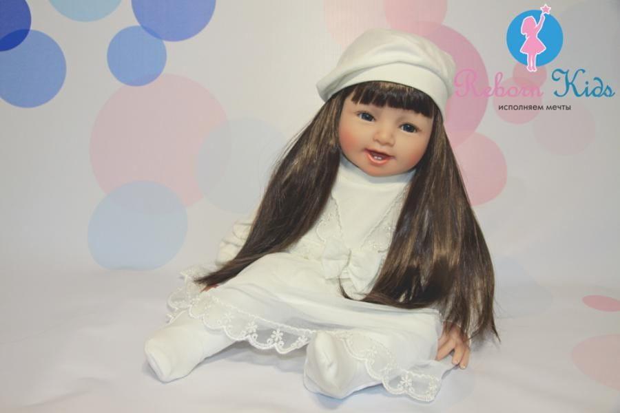 Кукла REBORN KIDS Кристина - 55 см
