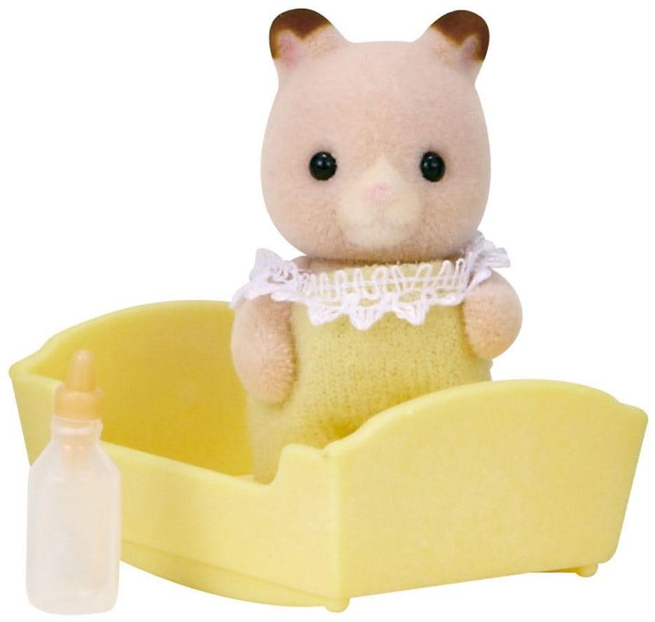 Игровой набор Sylvanian Families 3585 Малыш хомячок