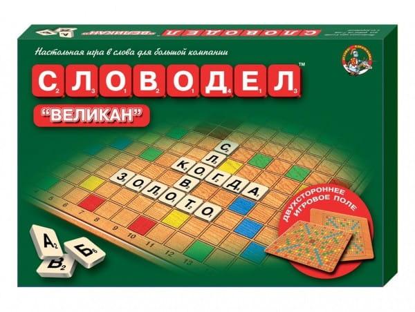 Настольная игра Десятое королевство 01078 Словодел Великан