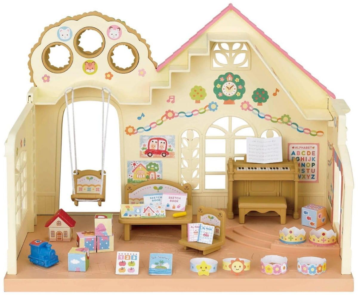 Игровой набор Sylvanian Families 3587 Лесной детский сад
