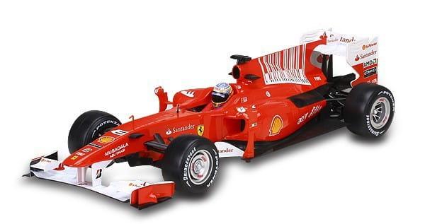 Радиоуправляемая машина MJX Ferrari F10 1:10