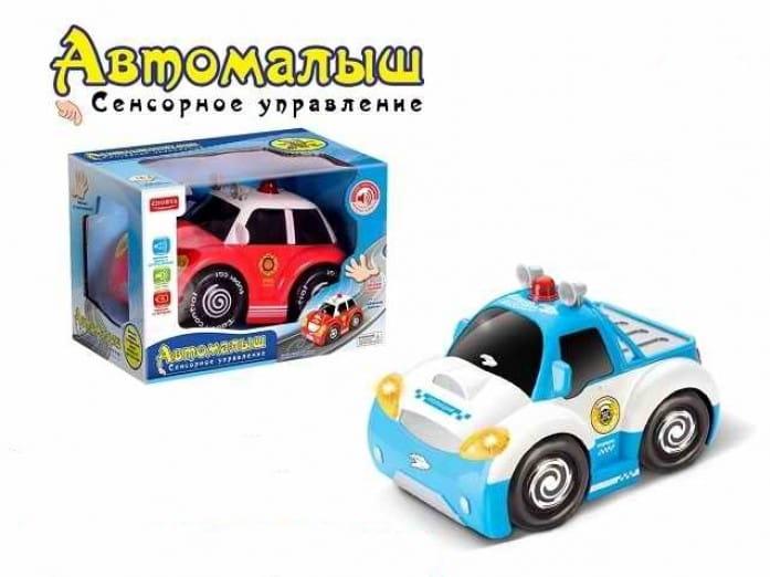 Машинка Zhorya Х75541 Автомалыш с сиреной