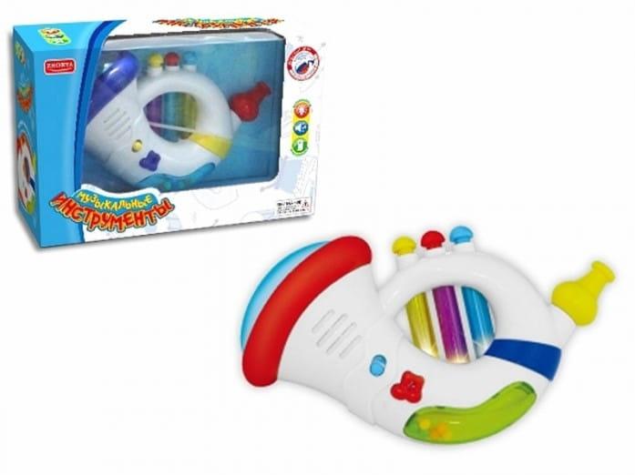 Музыкальная игрушка Zhorya Х75256 Труба