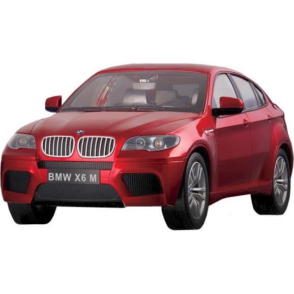 Радиоуправляемая машина MJX BMW X6 M 1:14 красная