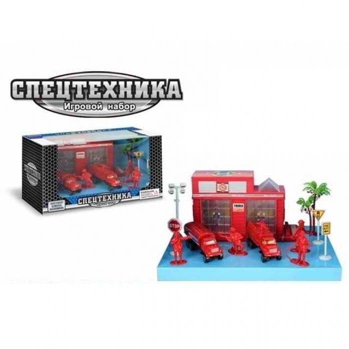 Игровой набор Zhorya Х75361 Пожарный