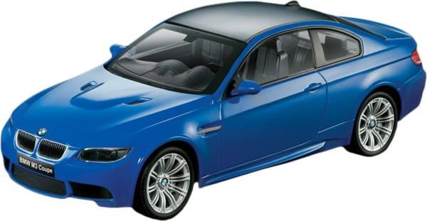 Радиоуправляемая машина MJX BMW M3 Coupe 1:14 синяя
