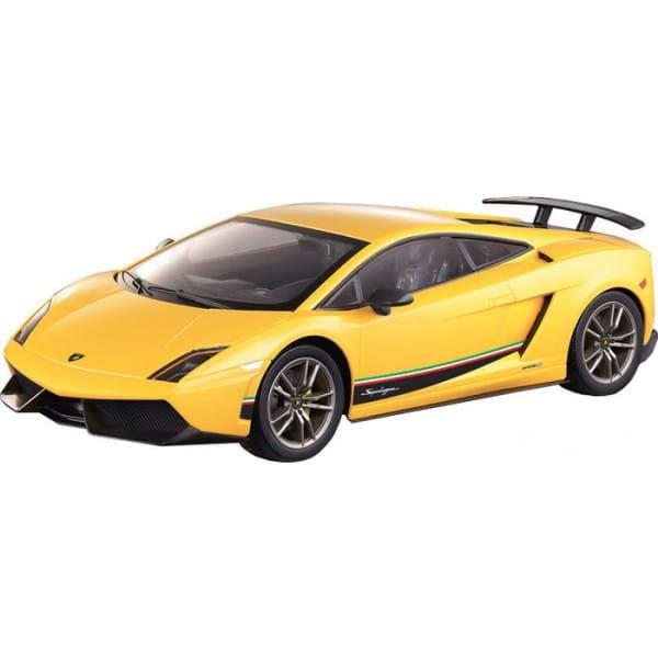 Купить Радиоуправляемая машина MJX Lamborghini Gallardo Superleggera LP 570-4 1:14 в интернет магазине игрушек и детских товаров