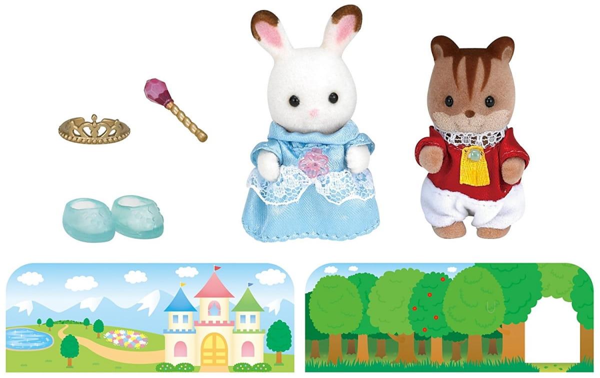 Игровой набор Sylvanian Families 3589 Спектакль в детском саду