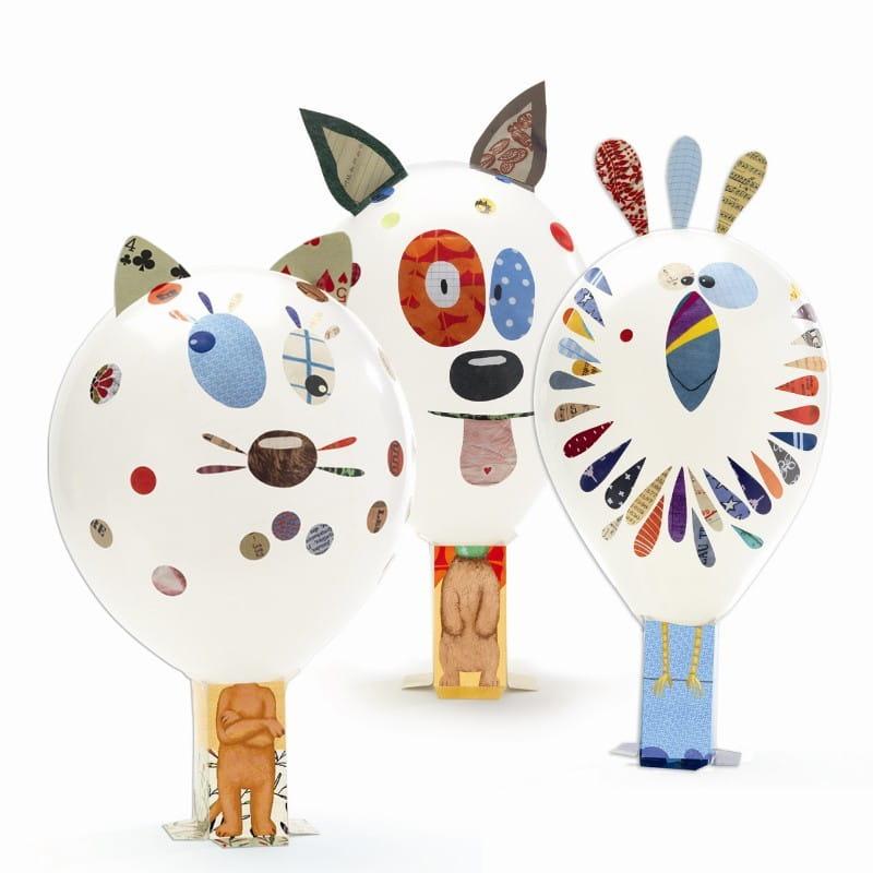 Набор для детского творчества Djeco 02068 Надувные шарики