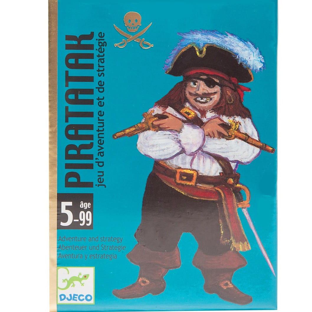 Настольная игра Djeco 05113 Пират