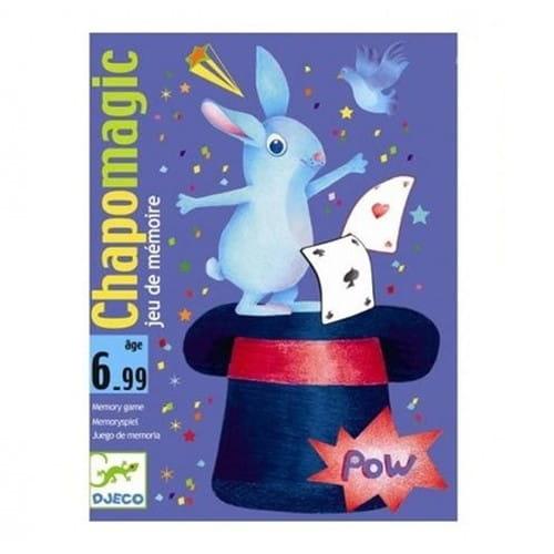 Настольная игра Djeco 05133 Шляпа волшебника