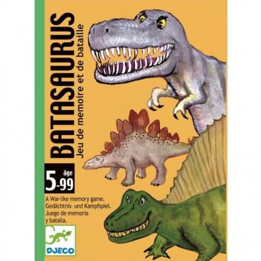 Настольная игра Djeco 05136 Динозавры