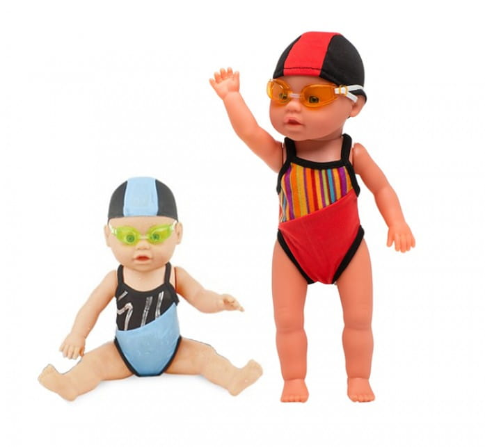 Пупс SS Toys СС75463 Юный пловец