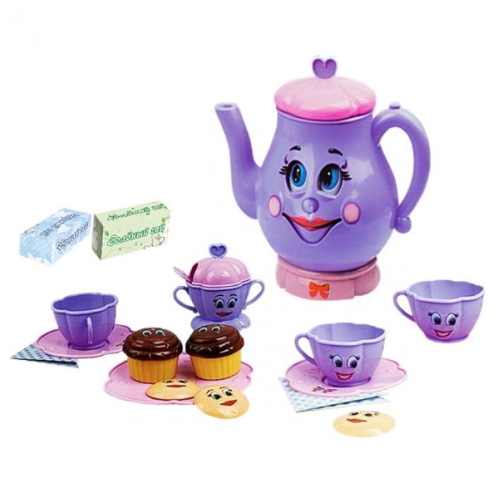 Набор детской посудки SS Toys СС75466 Время чая