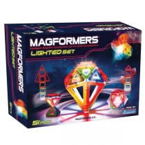 ����������� �� ������������ ���������� Magformers Lighted Set