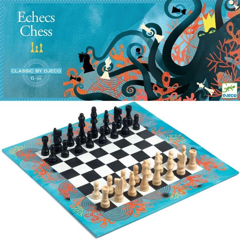 Шахматы Djeco 05216