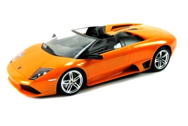 Радиоуправляемая машина MJX Lamborghini Murcielago LP640 Roadster 1:14
