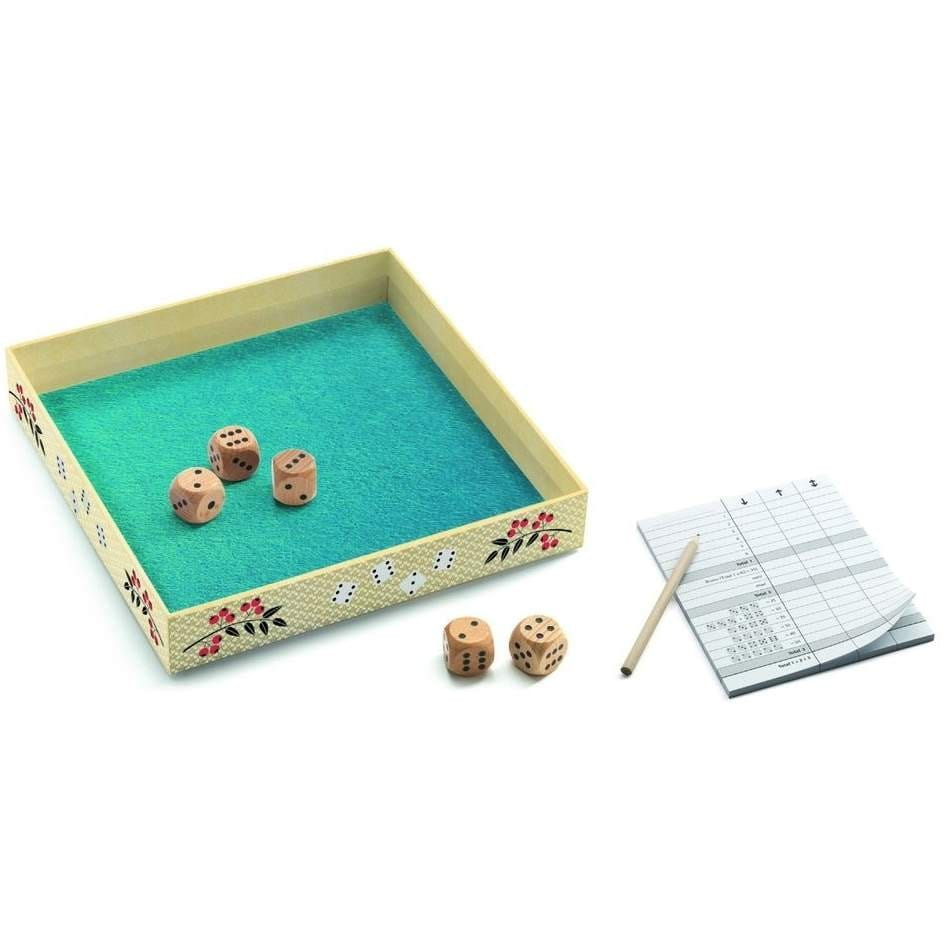 Настольная игра Djeco 05231 Ямс 2