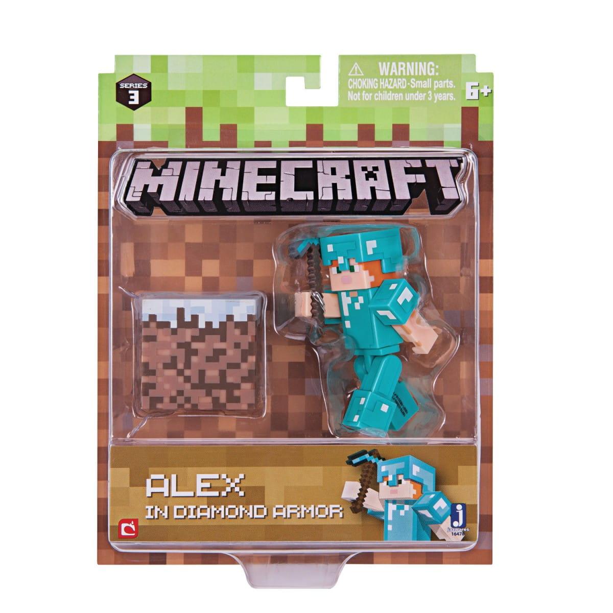 Игровой набор Minecraft Т59986 Алекс