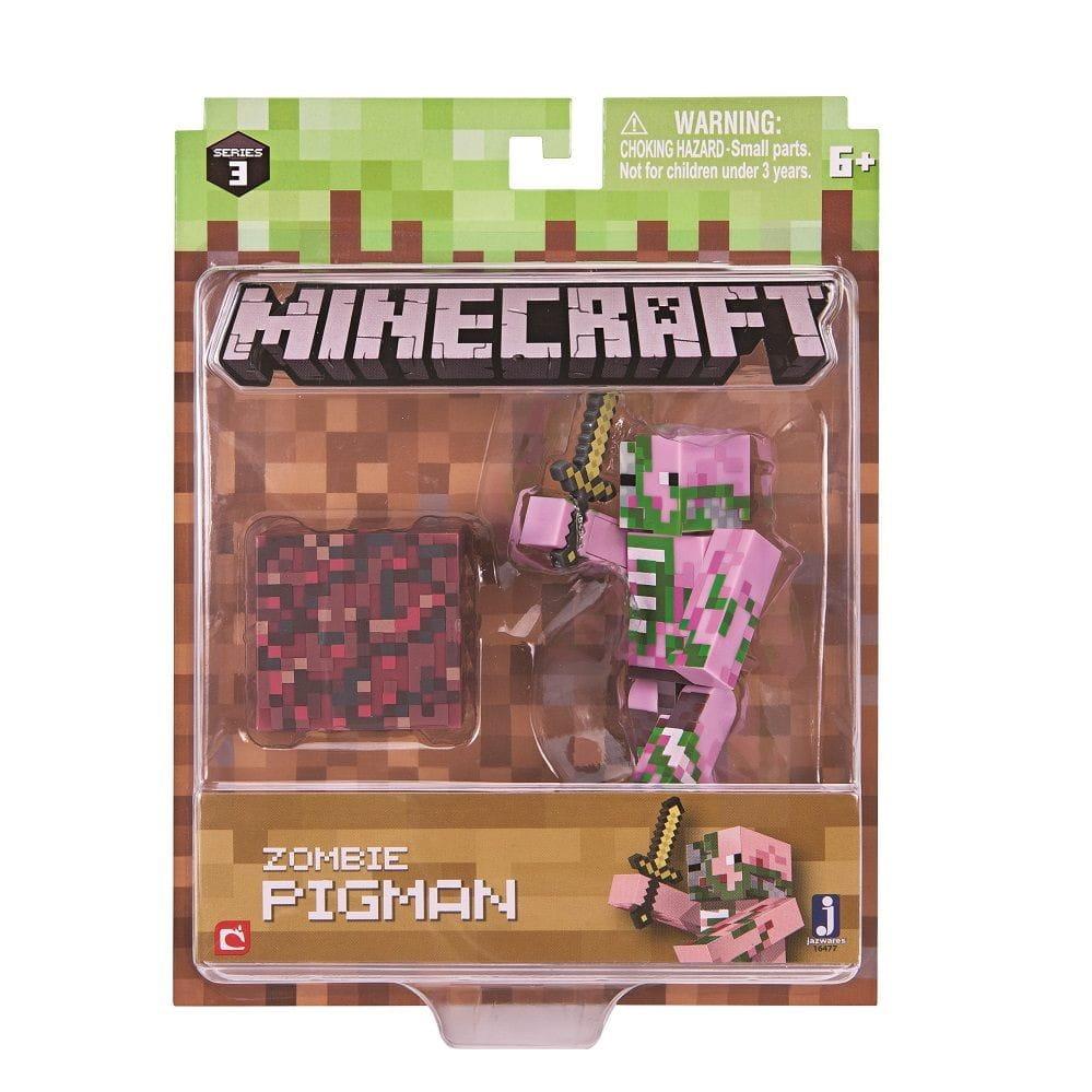 Игровой набор Minecraft Т59988 Зомби