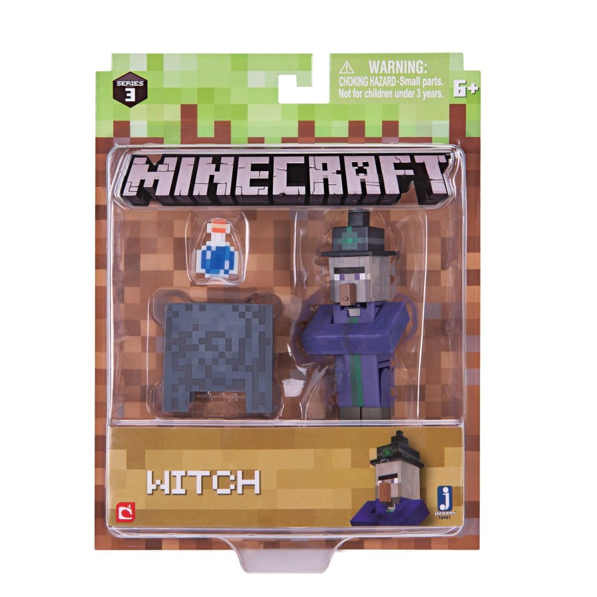 Игровой набор Minecraft Т59990 Ведьма