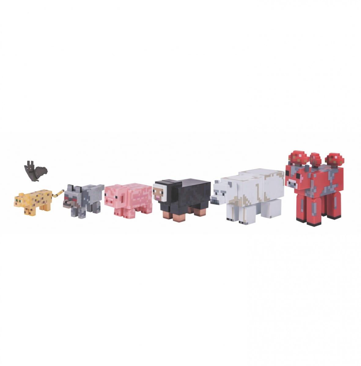 Игровой набор Minecraft Т59991 Фигурки животных