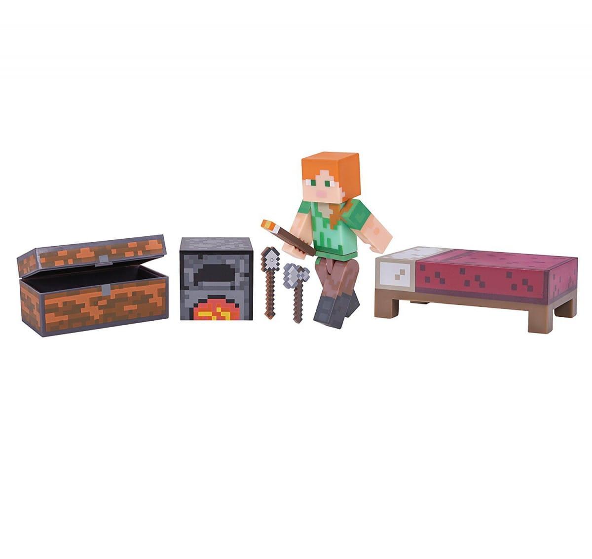 Игровой набор Minecraft Т59992 Для выживания с Алекс