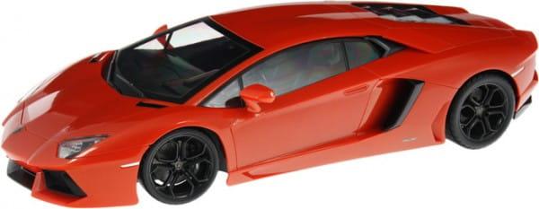 Купить Радиоуправляемая машина MJX Lamborghini Aventador LP700-4 1:14 в интернет магазине игрушек и детских товаров
