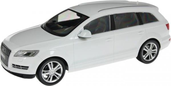 Радиоуправляемая машина MJX Audi Q7 1:14 белая