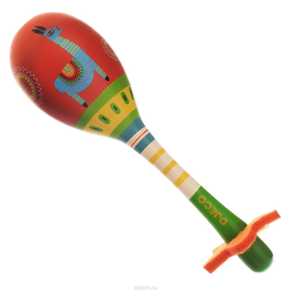 Музыкальная игрушка Djeco 06008 Маракас