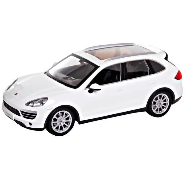 Радиоуправляемая машина MJX Porsche Cayenne 1:14 белая